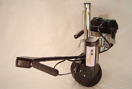Powered Trailer Dolly For Tight City Living Page 2