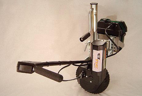 Ez tug motorized automatic boat trailer mover for Motorized boat trailer mover